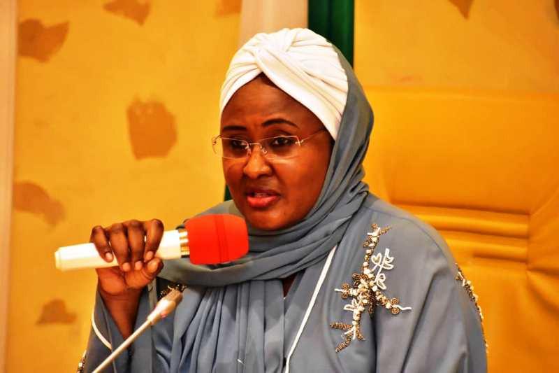 Aisha Buhari urges Nigerian mothers to raise productive citizens