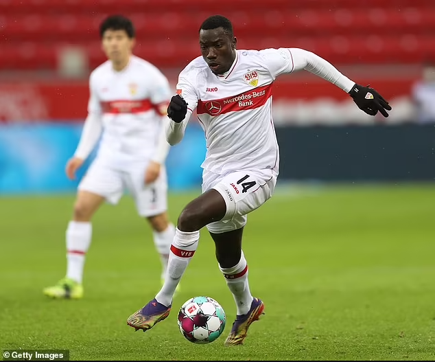 Stuttgart announce star player Silas Wamangitukais has been playing under false name and age