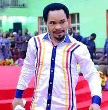 Pastor Odumeje, mocks clergymen who preach like