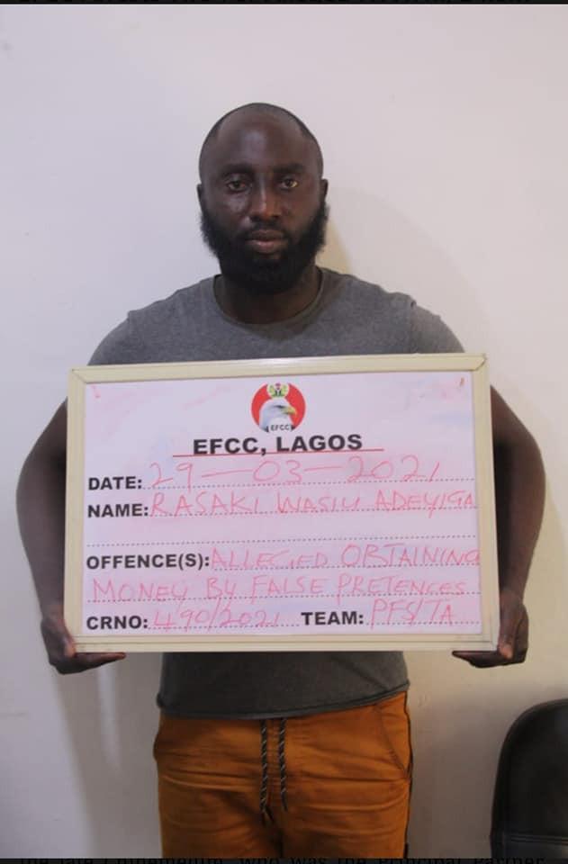 Two men arrested for alleged?Multi-million Naira?fraud