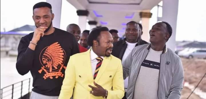 Prophet TB Joshua is not dead, his grace and anointing is available for all who believe - says Nigerian Billionaire Prophet Jeremiah Fufeyin of MERCY TV
