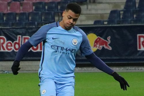 Nigeria to convince Manchester City Youngster Lukas Nmecha to snub Germany and play for Super Eagles