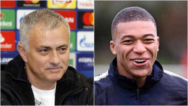 Kylian Mbappe is heir to Lionel Messi and Cristiano Ronaldo?s throne - Jose Mourinho declares