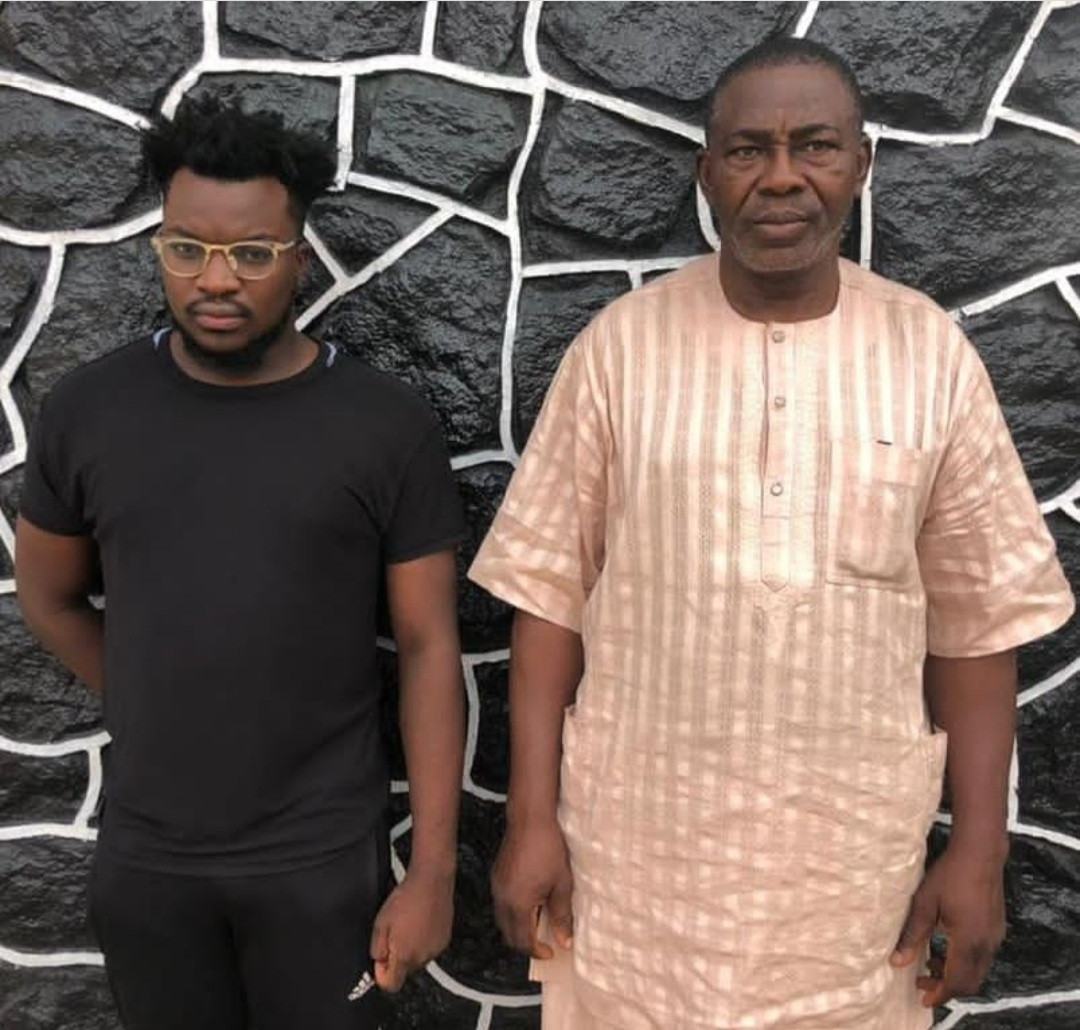 Father and son arrested by EFCC over alleged Internet fraud