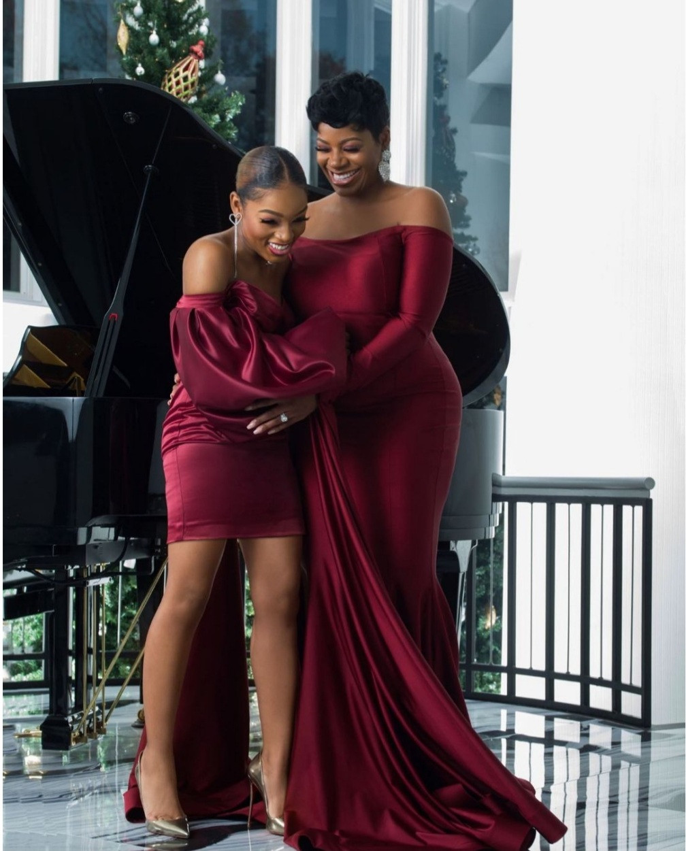 Singer, Fantasia shares first photo of her newborn daughter