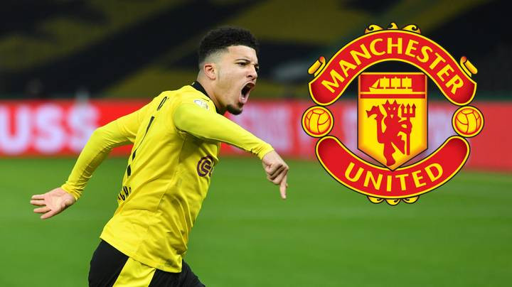 Manchester United reportedly agree personal terms with Borussia Dortmund