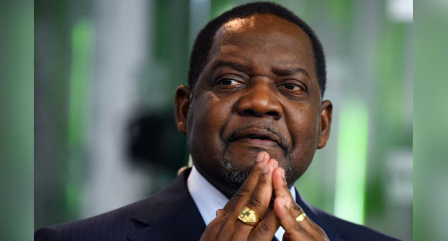 Central African Republic Prime Minister resigns