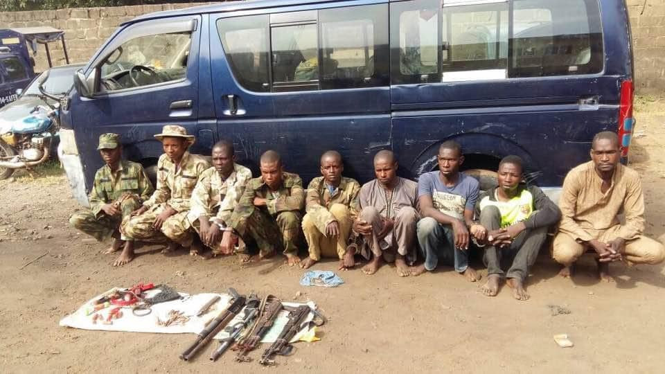 None of the arrested Bandits and Boko Haram terrorists have been released- leader of IGP
