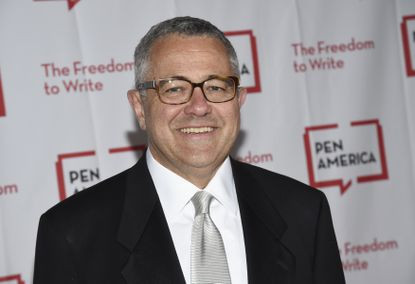 CNN anchor Jeffrey Toobin makes awkward return to CNN 7 months after he was caught masturbating in live zoom call (Video)