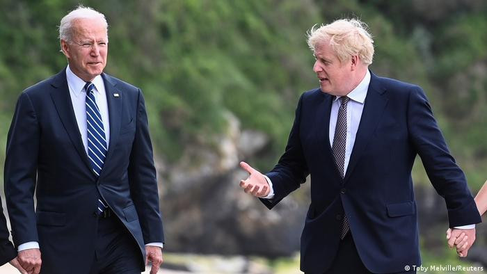 G7 Summit: UK to donate at least 100 million surplus covid-19 vaccines to other countries - Boris Johnson pledges