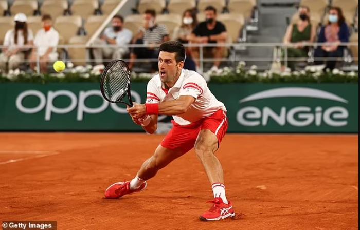 Novak Djokovic beats reigning champion Rafael Nadal at the French Open to set up final against Stefanos Tsitsipas
