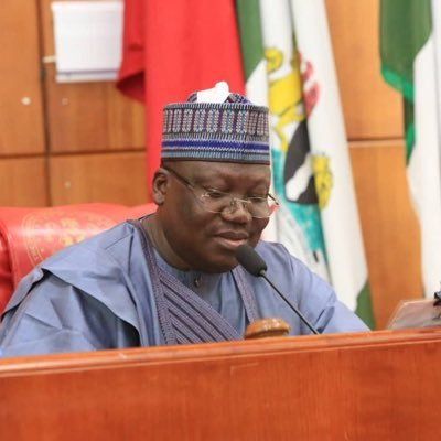 Since civil war, there was never a time the military is involved in some type of warfare than this time - Senate President, Ahmad Lawan