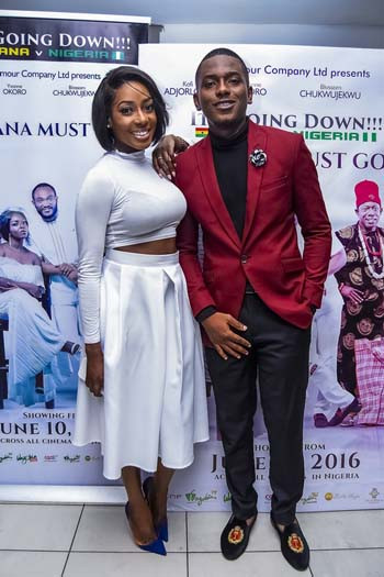 Actress Dorcas Fapson reacts to allegation of sleeping with actor Timini Egbuson after they were both spotted in bed together