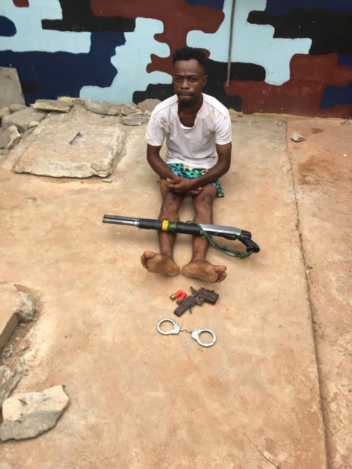 Police foil robbery attack, arrest eleven suspected cultists in Delta
