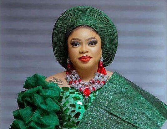 Bobrisky calls out Yoruba celebrities for alleged eye-service