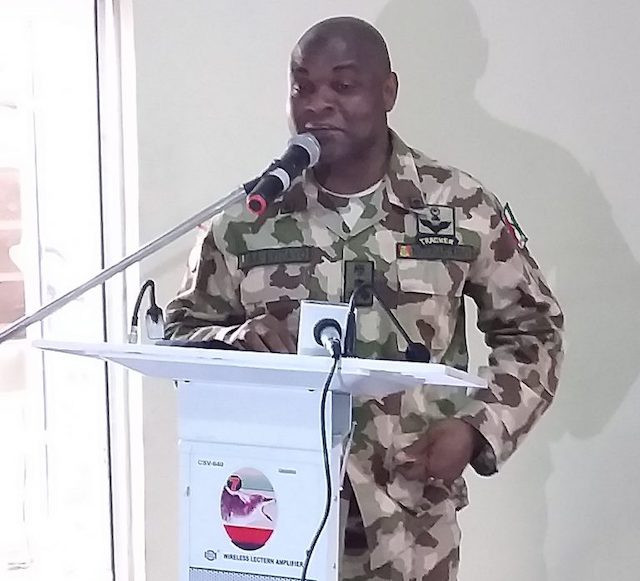 Nigerian Army pleads with Boko Haram, ISWAP terrorists to seek forgiveness and reconciliation