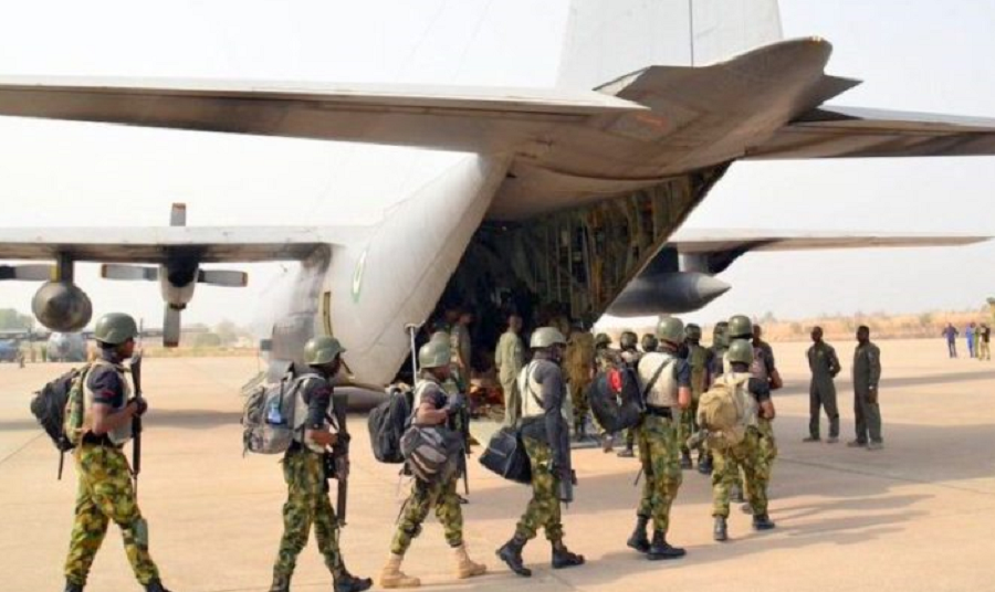 We didn?t bomb party guests - Nigerian Air Force