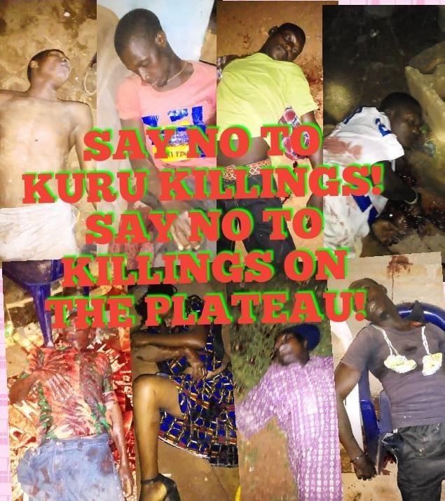 12 killed, 5 injured as gunmen attack Plateau community