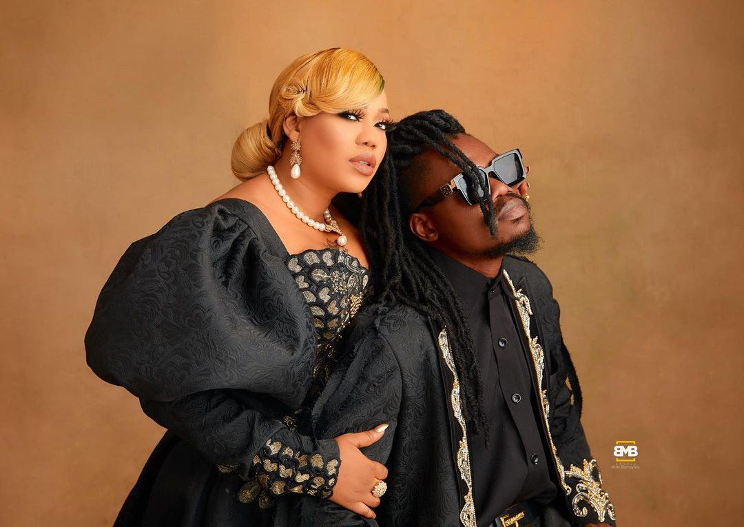 I take care of my kids and that of others - Toyin Lawani?s husband, Segun Wealth debunks claims of abandoning his kids