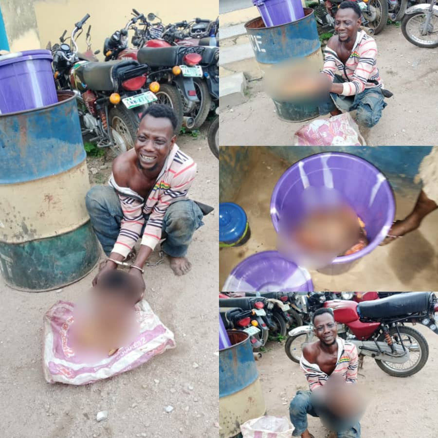 Update: Two more arrested for killing and dismembering young lady in Osun
