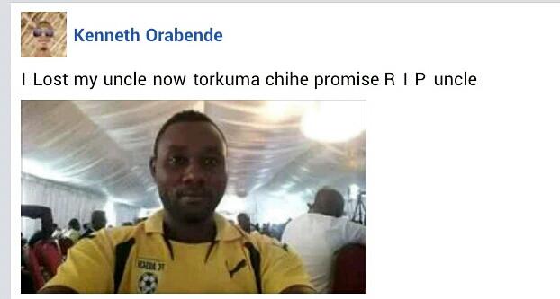 Gunmen kill football coach in Benue