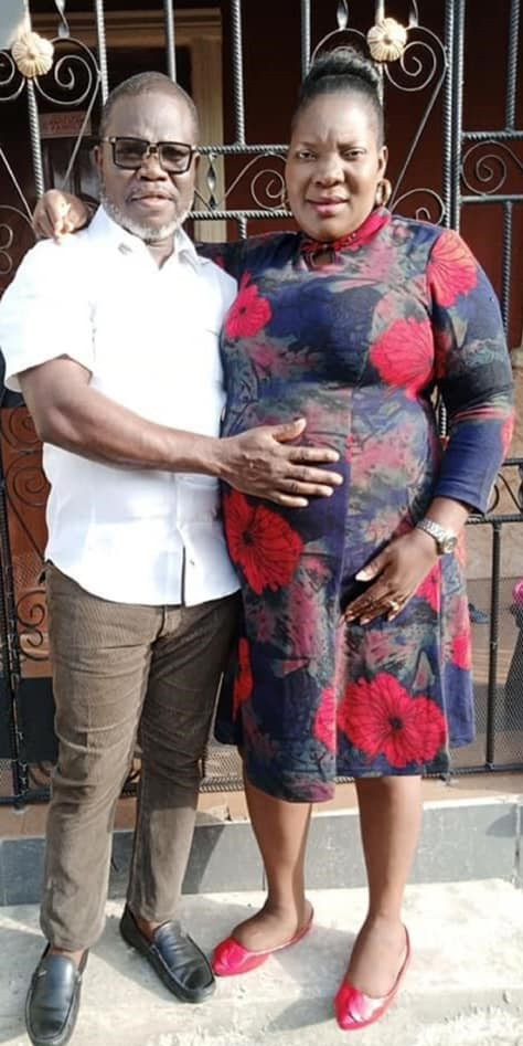 Nigerian couple welcome twins after 21 years of marriage