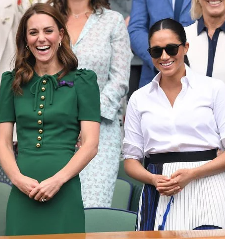 Meghan Markle named most respected royal because of her