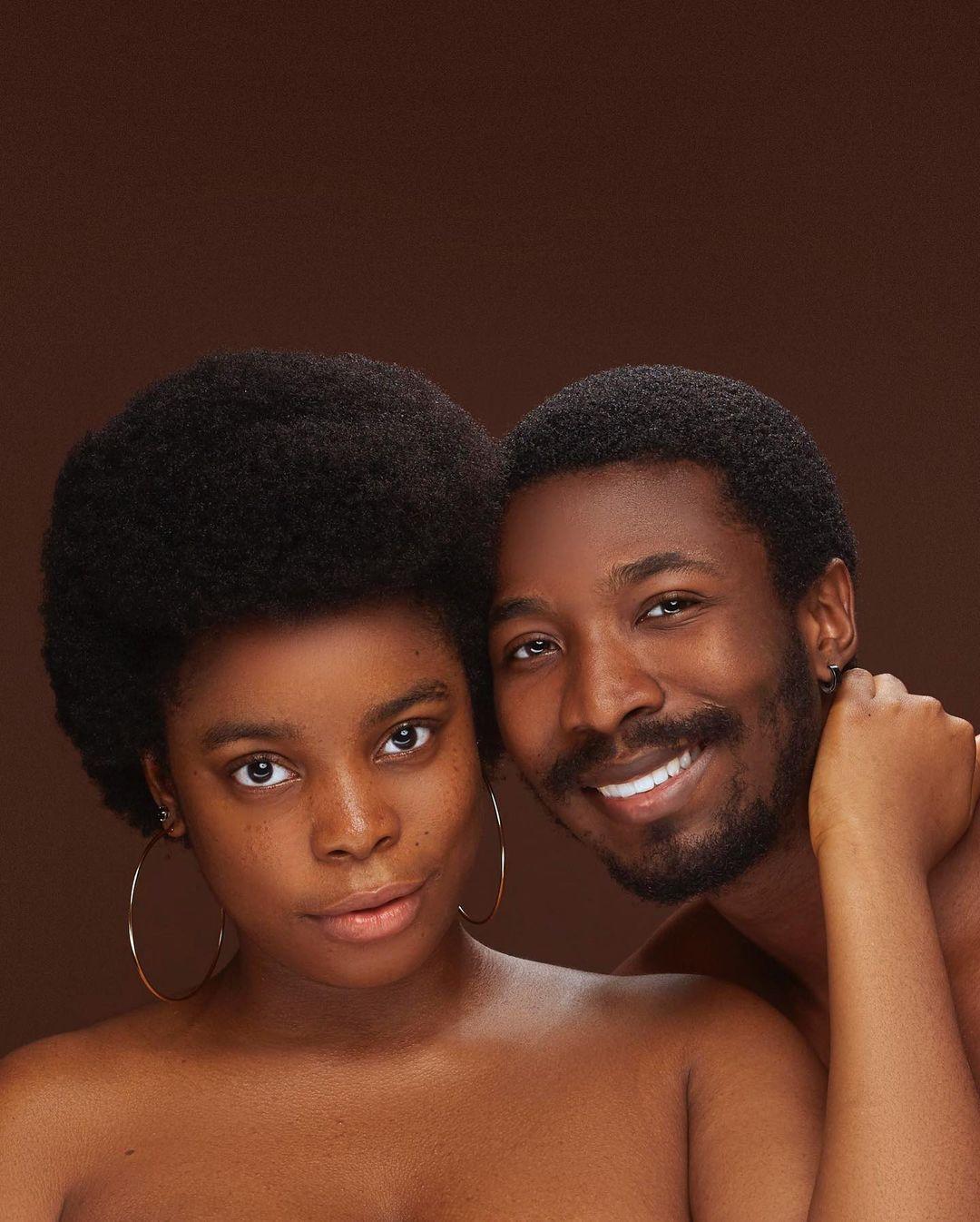 Made Kuti shares lovedup photos with his woman