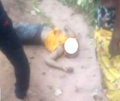 Gunmen kill alleged military informant behind death of ESN Commander, Ikonso