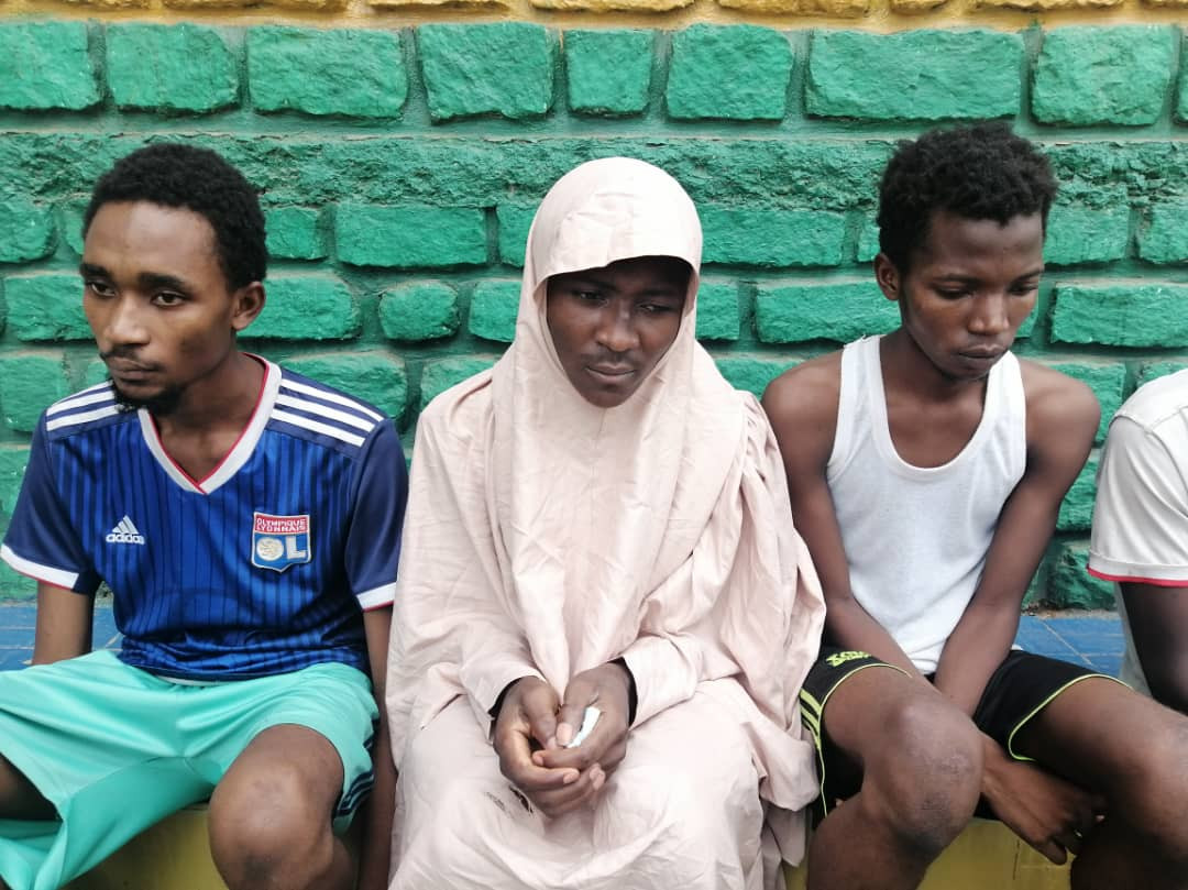Three men arrested for conspiring to kidnap their neighbor