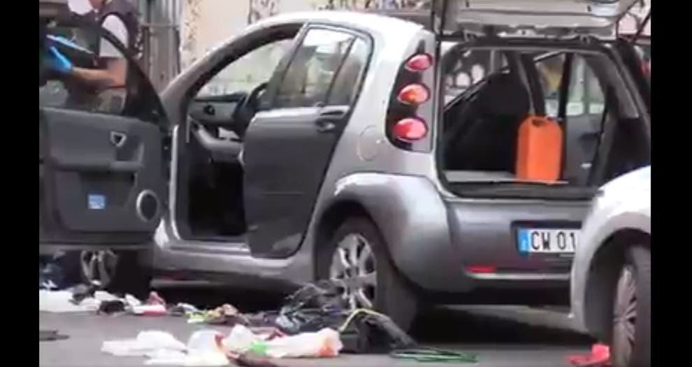 Suspected car bomb found near Rome?s Stadio Olimpico ahead of Italy?s Euro 2020 (Photo)