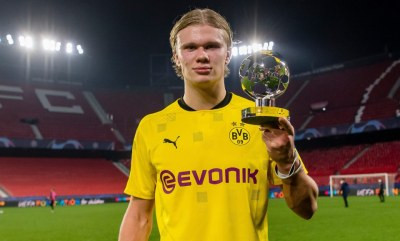 Dortmund star Erling Haaland reportedly agrees personal terms with Chelsea