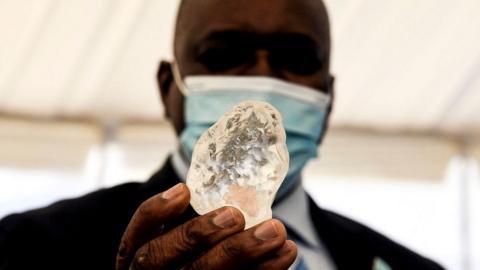 Botswana unearths diamond believed to be world