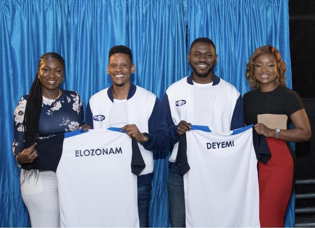 #CutSoapForMe: Deyemi and Elozonam Unveiled as Premier Cool Official Brand Ambassadors!
