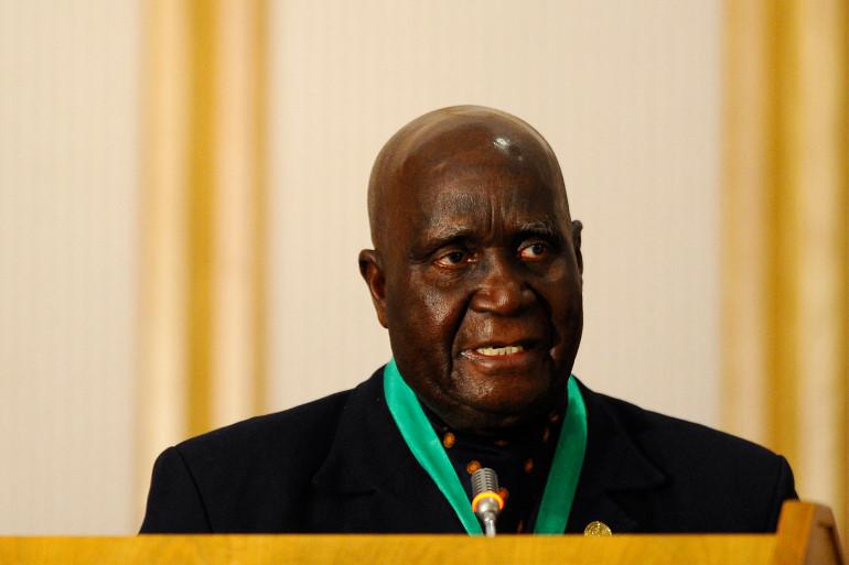 Kenneth Kaunda, Zambia?s first president dies at 97