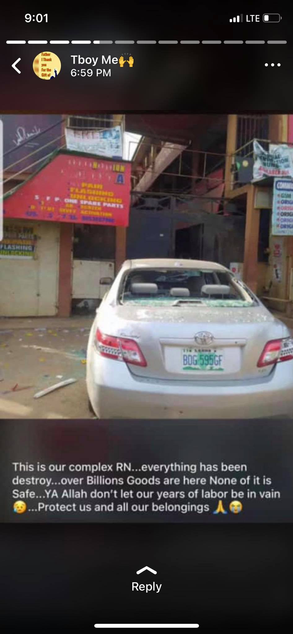 Oyo varsity graduate reportedly stabbed to death as transport workers, shop owners clash in Ibadan