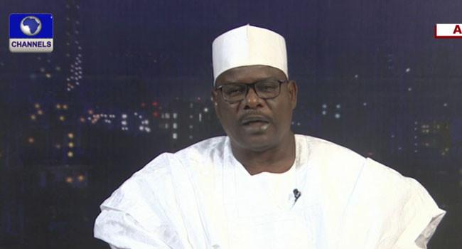 I feel safer in Maiduguri than in Abuja - Senator Ndume