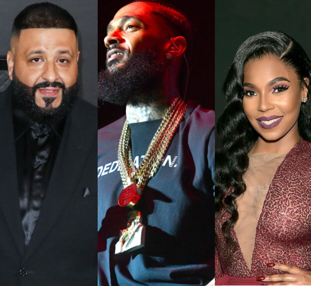 Nipsey Hussle, DJ Khaled, Ashanti and more to be honored with Hollywood Walk of Fame stars