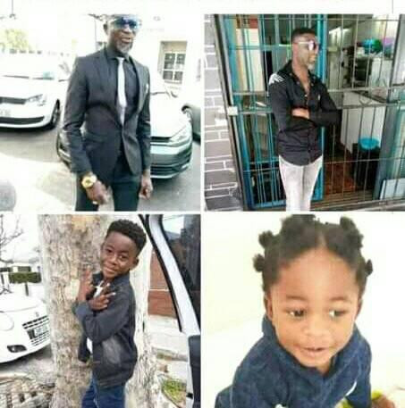 Nigerian man and his two children who died in fatal car crash in South Africa laid to rest