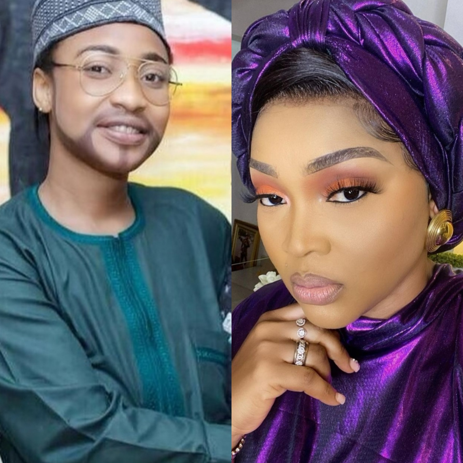 Tonto Dikeh and Mercy Aigbe wish themselves Happy Father