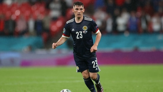 Chelsea and Scotland midfielder, Billy Gilmour tests positive for Covid and will miss Croatia Euro 2020 game
