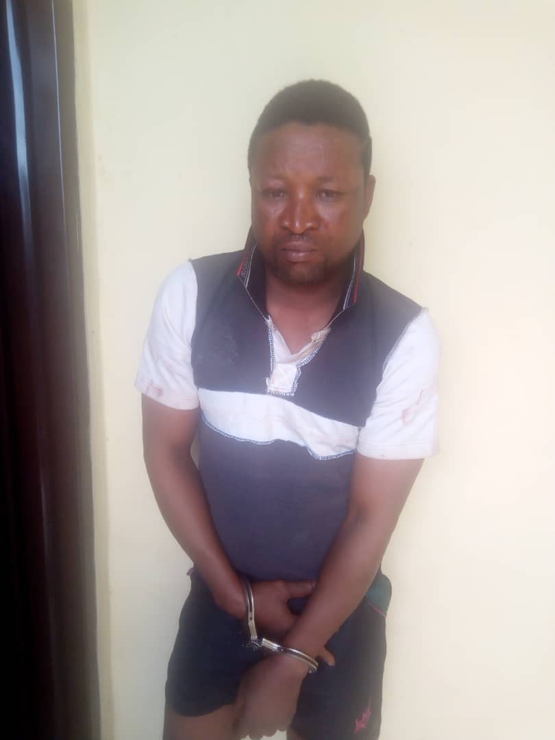 Man, 40, arrested for allegedly raping 60-year-old woman in Ogun