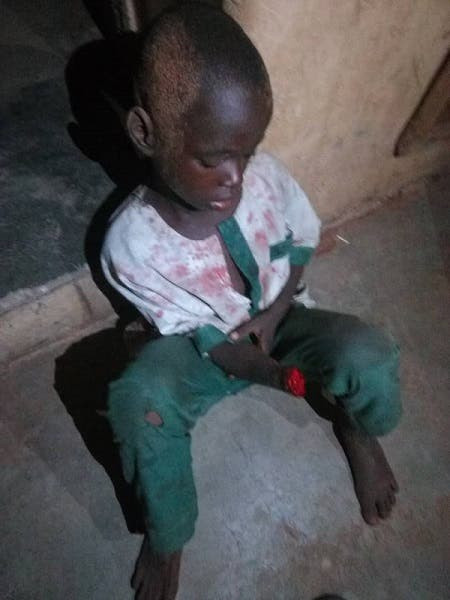 Suspected ritualist cuts off 7-year-old boy