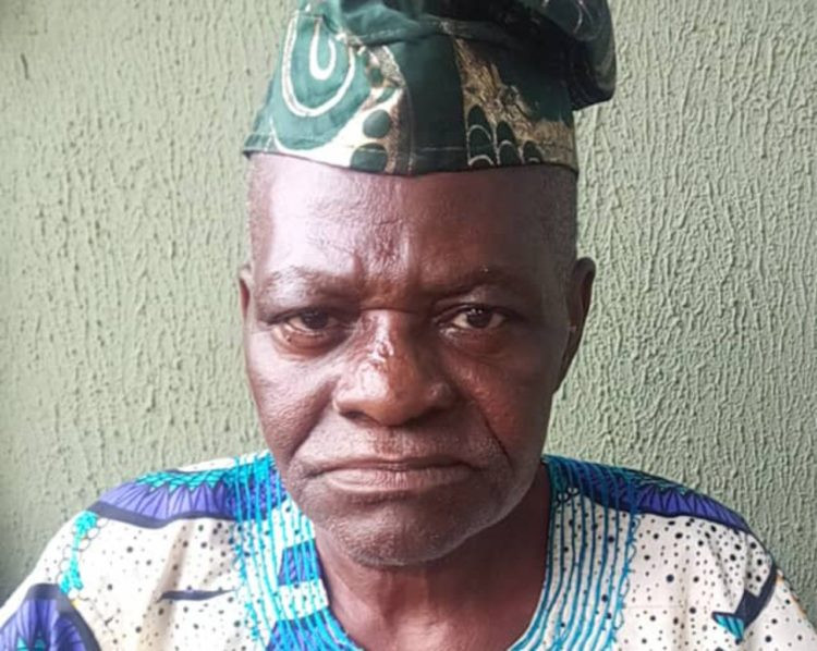 Chief Tafa Apanpa and his wife kidnapped by unknown gunmen