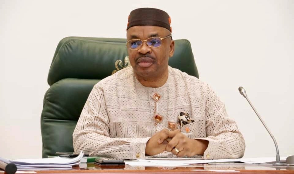 Akwa Ibom government sets up committee to investigate allegeexpulsion of final year student who insulted Governor Udom on Facebook