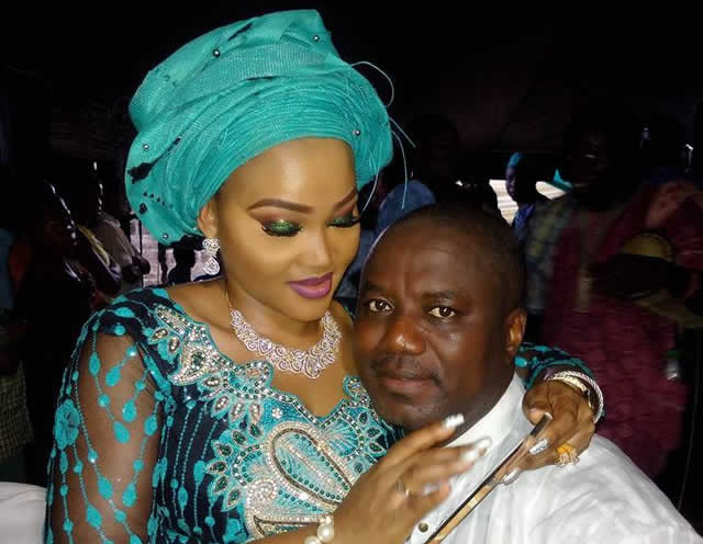 Sign the divorce papers - Mercy Aigbe tells estranged husband, Lanre Gentry