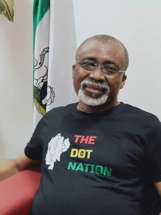 DSS denies arresting Abaribe over ?Dot Nation? t-shirt