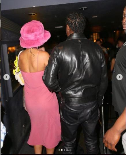A$AP Rocky and Rihanna denied entry into NYC Club (video)