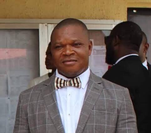 Ebonyi commissioner, Engr. Fidelis Nweze