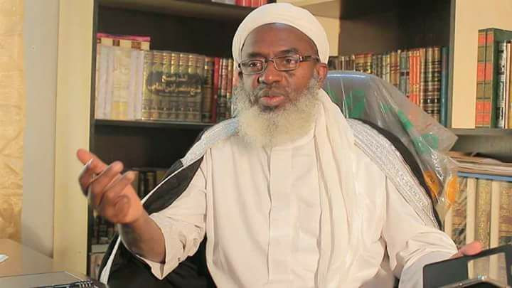 SSS invites Islamic cleric, Sheik Ahmad Gumi for questioning
